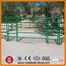 2014 shengxin PVC 3 rail Horse Fence and Gates