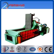 CE made in China Factory Waste steel scrap scrap tins /cans baler