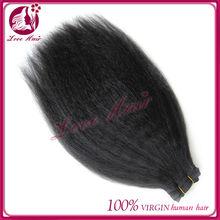 100% virgin indian human hair buyers of usa
