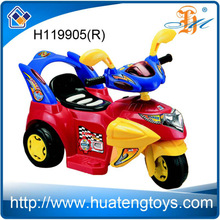Wholesale nice ride on car toys kids mini electric motorcycle with foot strat