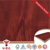 High gloss e0/e1/e2 3.75mm plain or melamine faced mdf board in china