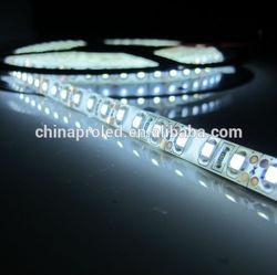 Continuous LED Strip Flexible Waterproof SMD3528 60 leds/M 2700K-7000K