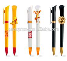 Customized design individual clip ball pen
