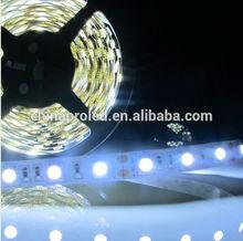 Flexible Waterproof Profile LED Strip Light Plastic Cover SMD3528 120 leds/M