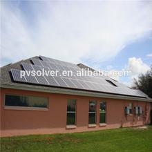 cheap home solar systems pvsolver asphalt solar roof shingles for sale