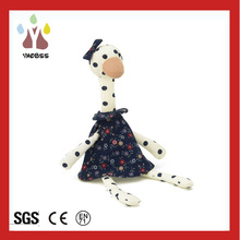 Factory direct Custom Cute Plush Toy Duck Plush Doll With Clothes
