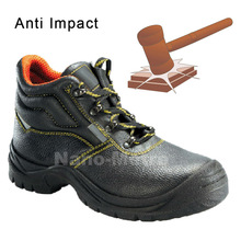 NMSAFETY shock absorber heel safety shoes