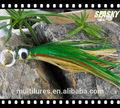 chine échantillons gratuits de pêche mouche nymphe mouches pour la pêche