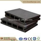 Waterproof and anti-UV walkway composite WPC decking