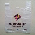 troquelada bolsas de mercancía para las tiendas de departamento