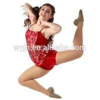 2014 -pakistan adult girl dancewear-women's costume for dancing jazz