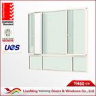Steel Windows (Composite grouped window)