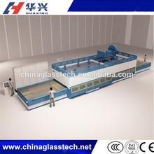 CE Certificated Electric Batch Flat/Bent Glass Tempering Machine