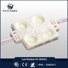 led billboard price 4 leds 2835 SMD (FC-M3421) Waterproof led module
