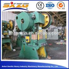 Mechanical Metal plate sheet hole power press machine