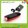 polymer li-ion external solar mobile charger