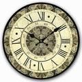baratos retro de madera artes decorativas reloj de pared