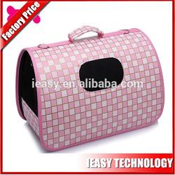 2014 Fashion Pet Carrier pet cage dog carrier