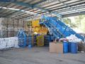 china imprensa hidráulica enfardamento máquina de papelão e papel reciclado