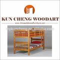 Mobiliário de quarto de madeira / beliche de madeira maciça cama / quarto madeira conjunto mobiliário de beliche dos miúdos cama