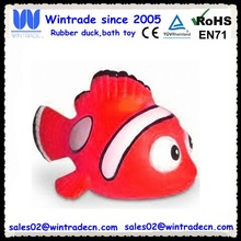 Bath rubber animal floating clown nemo fish