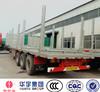 2014 new 3 axle wood transport semi trailer