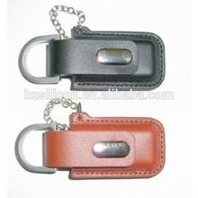 free logo leather ubs flash drive ,oem leather usb flash drive ,wholesales usb stick 16gb