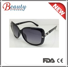 2014 uv400 grey gradient fashion sun glasses for women for lady