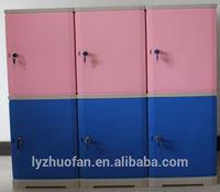 plastic clothing cabinet ABS plastic locker
