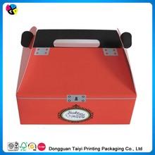 2014 colorful plastic pet mini happy birthday gift cupcake packaging box sale