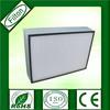 Glass fiber f6 f7 f8 deep pleat metal frame air filter part numbers