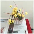 Por atacado baratos amarelo orquídea phalaenopsis