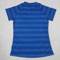 Nationalmannschaft frauen 2014 Brasiliens blau fußball-trikot shirts trikots