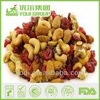 Mixed Snacks/ Nuts Snacks / trail mix, peanut, almond, walnut, cashew, etc.