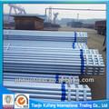 certificazione iso specifiche tubo di ferro zincato nero