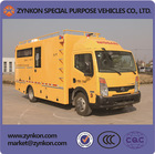 Zynkon New Chinese Sewer Inspection Truck Supplier