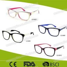 Fashion Optical Eyeglass Frame, hand made custom Acetate Optical Frame