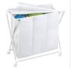 Gold cotton extra large foldable nylon mesh laundry bag