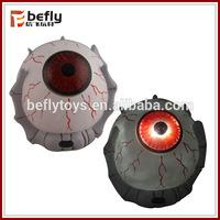 Eyeball shape vivid halloween gift light for sale