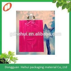 2014 BEST SALE Plastic Shopping Bag for custom made