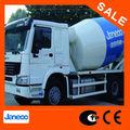 euro iv howo camiones de hormigón 9 m3