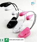 Heads 2-Head 4-LED white Sheet Music Stand Utility Light book light