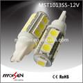 Vendita calda luminosità eccellente t10 13 pz 5050 smd led p21w con t10/ba9s base