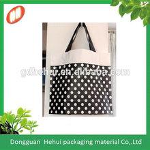 2014 luxury design shopping bag with custom made