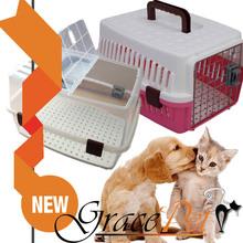 [Grace Pet] Dog Carrier Transportation Cage Series High Quality Pet Carrier