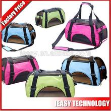 Portable pet dog travel bags Cute Dog Carrier Bag