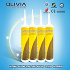 Clear Structural Silicone Sealant OLV8800A