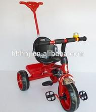 3 wheels baby tricycle, kid trike bike for kids