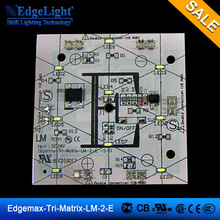 edgelight Injection molding led module with CE &RoHS for channel letter