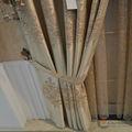 Chine walmart. rideaux jacquard rideau en tissu